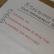 8 tips to fast track your management development