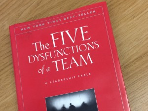 The Five Dysfunctions of a Team (and how to overcome them)