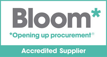 BLOOM - Accredited Supplier